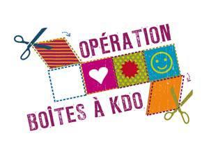 Opération boîtes à KDO : je participe